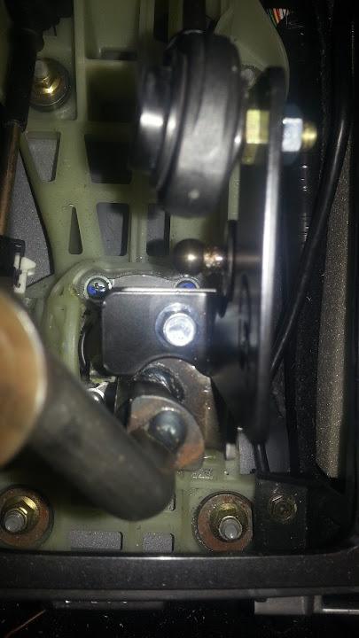 Corksport mazdaspeed 6 short shift plate page 2 mazda for Mazdaspeed 6 passenger motor mount