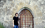 The door to Donore Castle