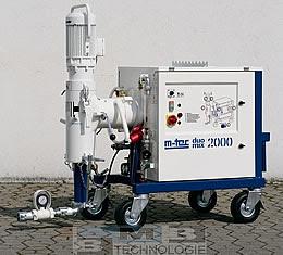 Agregat tynkarski M-TEC Duomix 2000