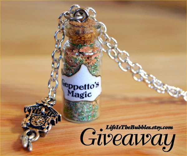 Magic Jewelry Giveaway by Life is the Bubbles