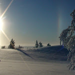 Talvi, Winter in Enontekiö