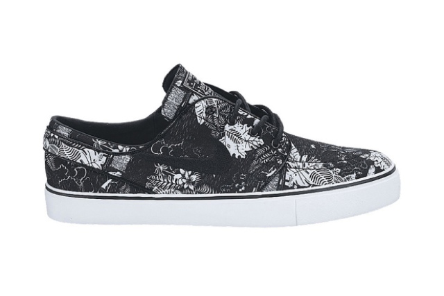 """a31bee527404a As Nike SB's """"Digi Floral"""" edition of Stefan Janoski's signature low-top  turned out to be one of the brand's most highly sought-after releases in  recent ..."""