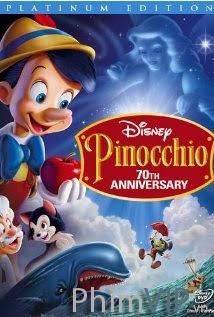 Cậu Bé Người Gỗ - Pinocchio poster