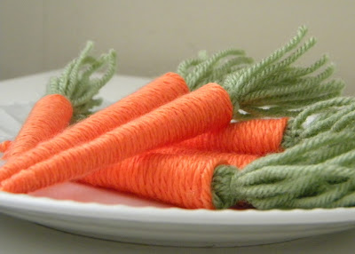Creative ideas for your home - Page 2 Yarn+Carrots+2