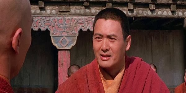 Screen Shot Of Hollywood Movie Bulletproof Monk (2003) In Hindi English Full Movie Free Download And Watch Online at Alldownloads4u.Com