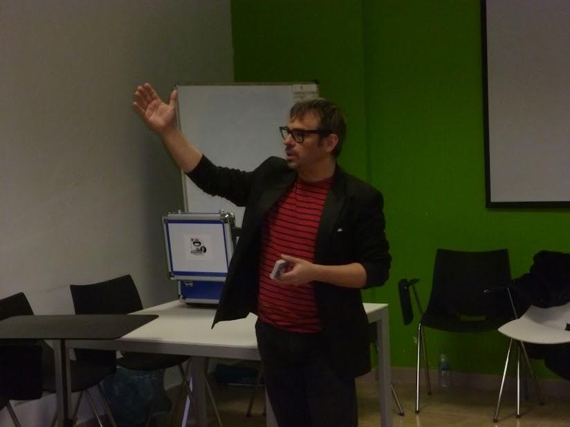 conferencia de magia en Ávila