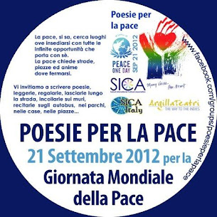 PACE E POESIA