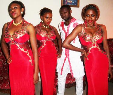 Nigerian Traditional attires