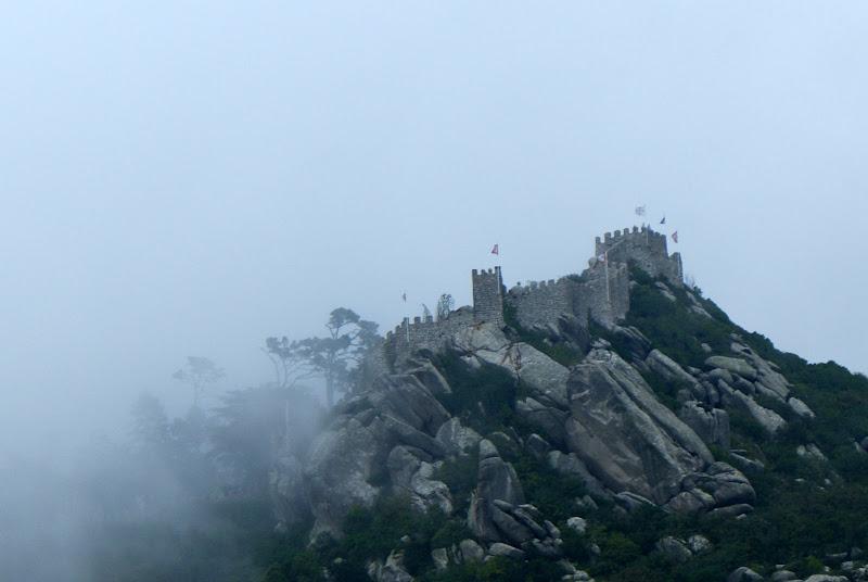 O Castelo do Mouros