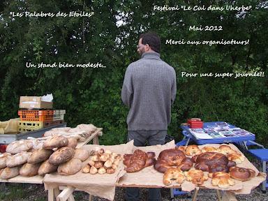 Soirée Gourmande à Carnac-Rouffiac (46) le mercredi 18 juillet dès 19h! Nous y tiendrons notre stand! Pain, viennoiseries, cartes postales et infos sur l'asso...Venez nombreux!! DSCF1352