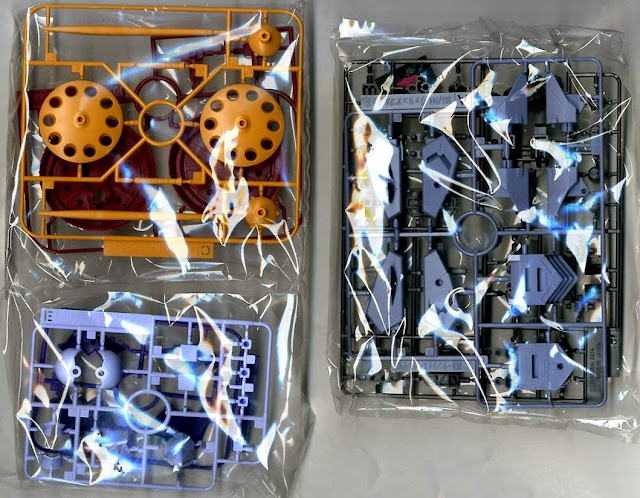 Đồ chơi lắp ghép HG Build Custom 013 Valuable Pod sản xuất tại Nhật bản