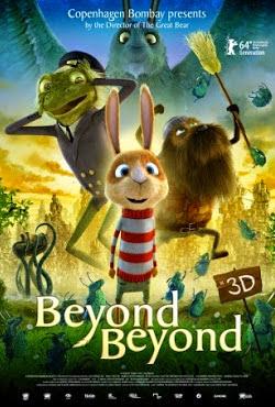 Beyond Beyond - Trình Đến Vương Quốc Fjaderkungens