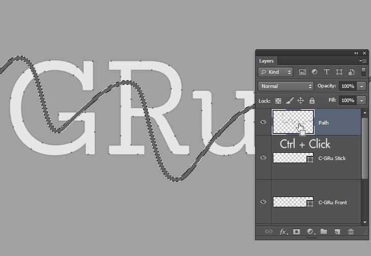 Photoshop - เทคนิคการสร้างตัวอักษร 3D Glowing แบบเนียนๆ ด้วย Photoshop 3dglow13