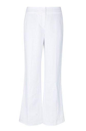 White Linen Trousers by Coast