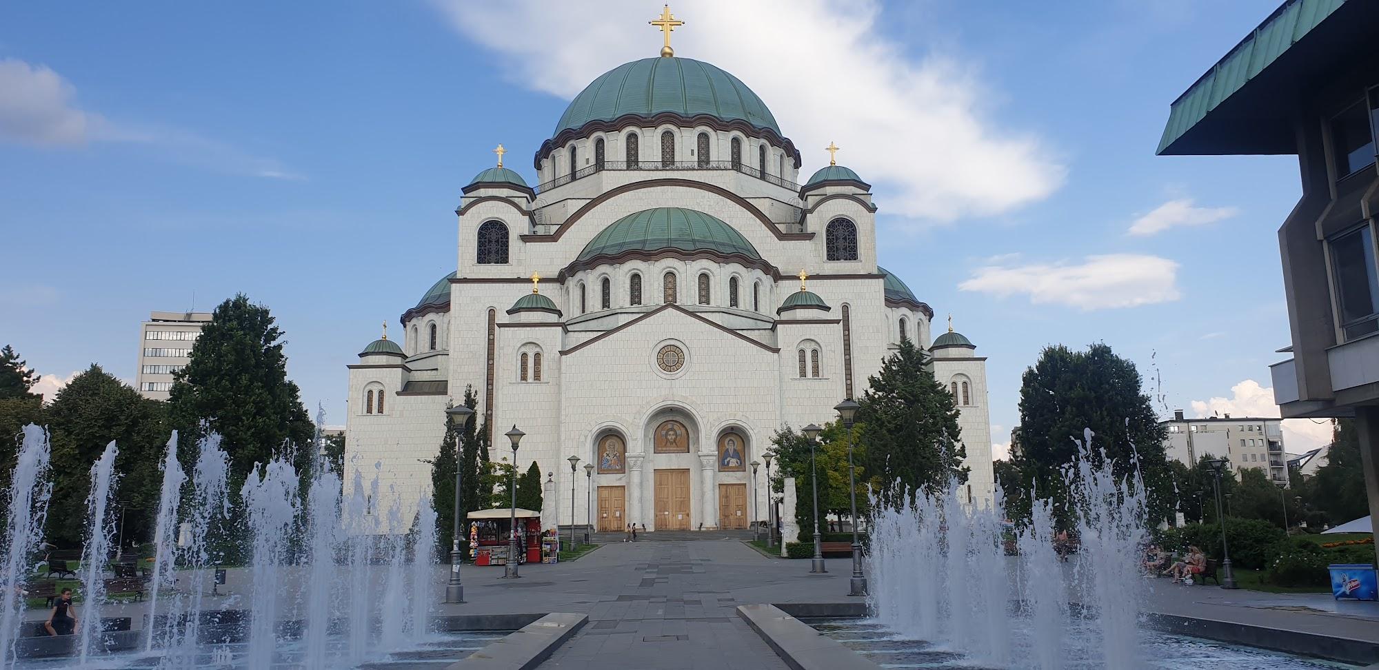Reisinformatie Servië