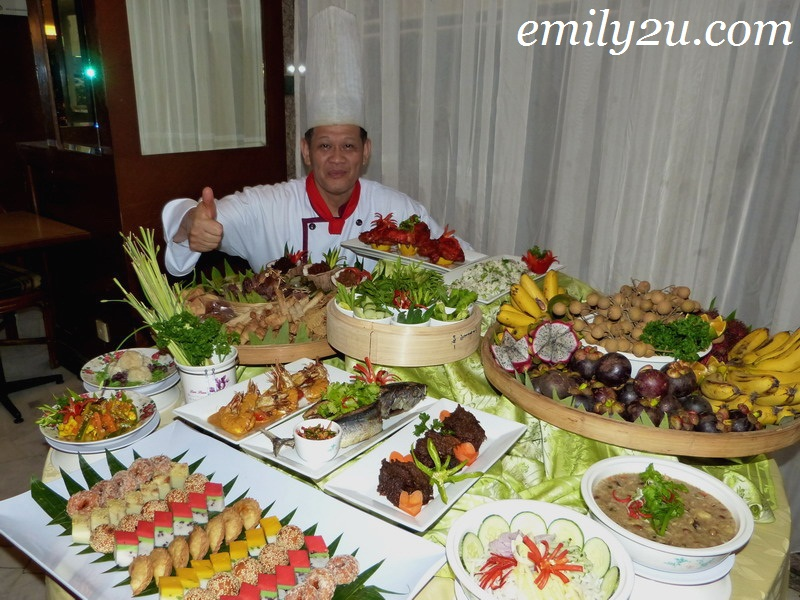 Hotel Excelsior Ramadhan Buffet Promotion