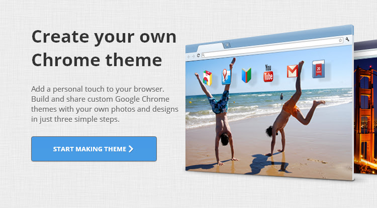 theme creator google chrome