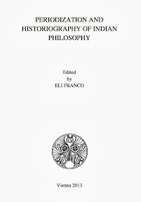 [Franco: Periodization and Historiography of Indian Philosophy]