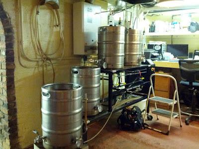 Cellar Dweller Brewhouse