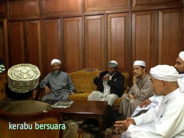 Perjumpaan TMB Kelantan Dengan Pihak Pengurusan Pondok Moden
