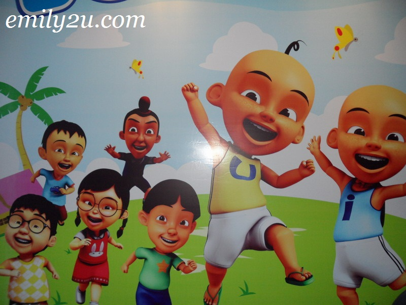 karnival upin ipin from emily to you