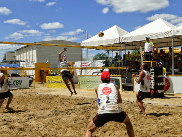 Caicó: Circuito de Vôlei de Praia acontece neste final de semana