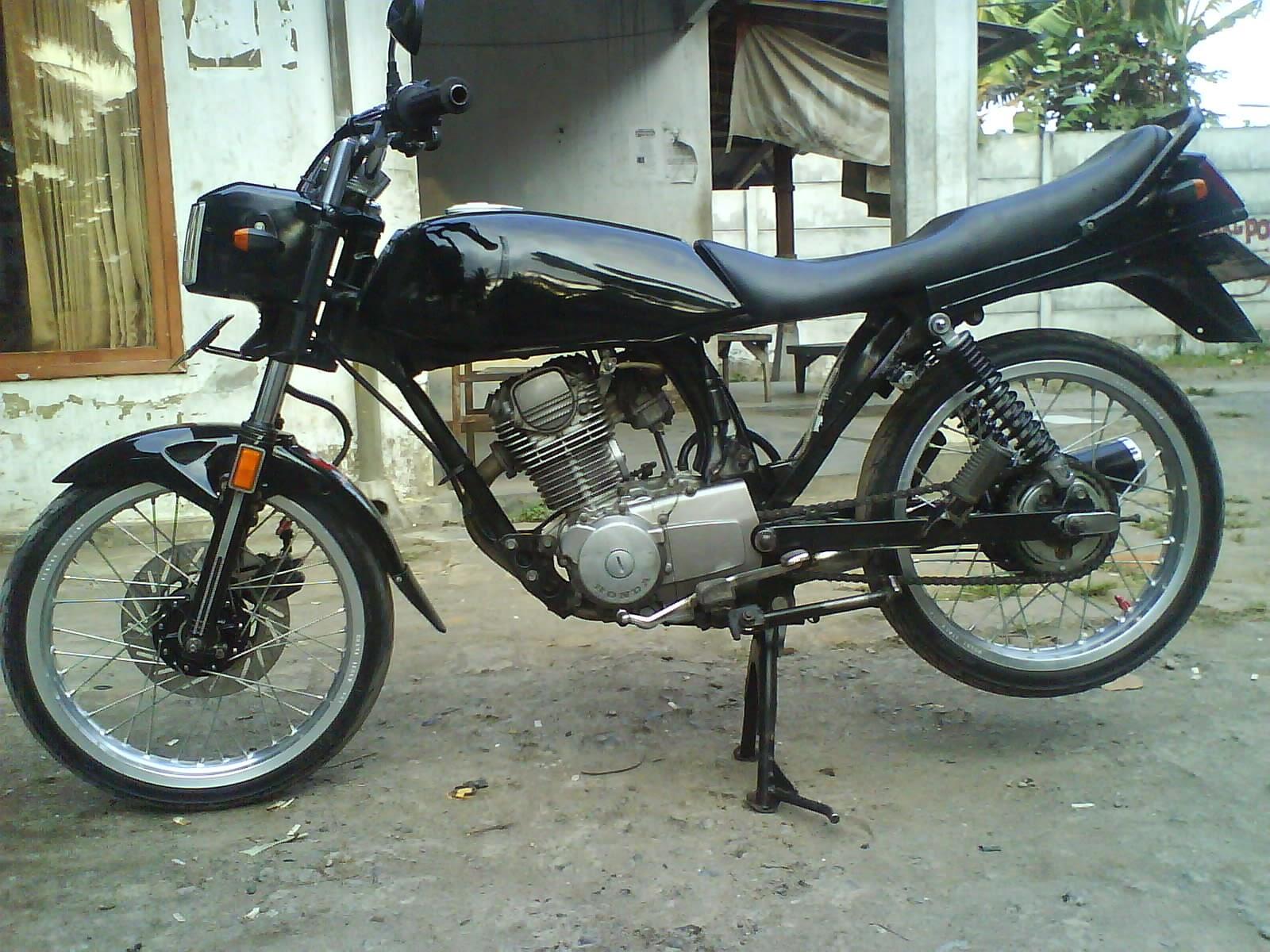 Koleksi 56 Modifikasi Motor Honda Gl Max Terkeren Pojok Otomania