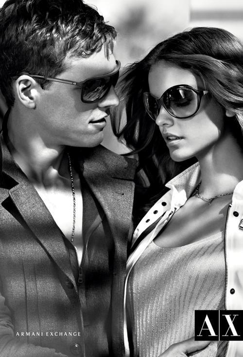 4088a2452e8e Fashion Eyewear – Armani Exchange Spring-Summer 2012 Campaign