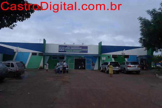 Hospital Laura Vasconcelos, Socorrão