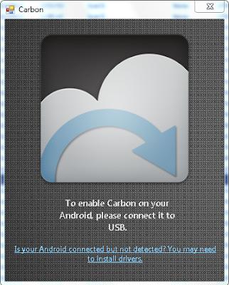 Carbon Backup 9