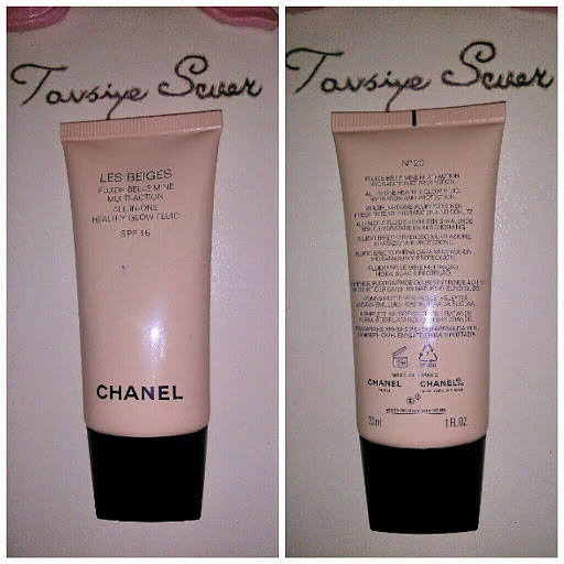 CHANEL HEALTY GLOW FLUID