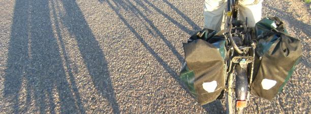 Miris linke Gepäcktasche stark erleichtert
