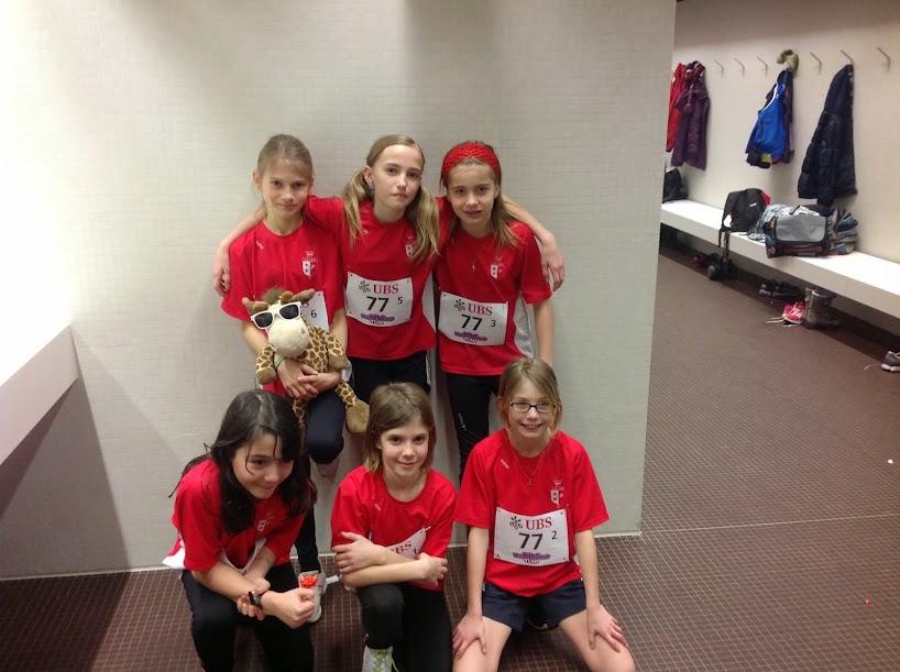 2014-Finale régionale UBS Kids Cup Team