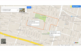 New Google Maps Distance Measurement Tool Google Product Forums - Map my distance