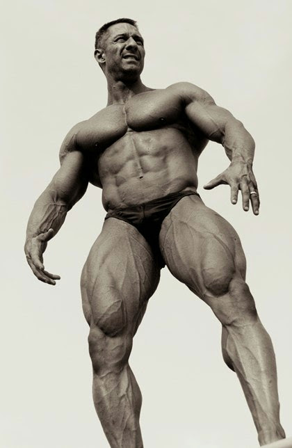 Big Chest Sexy Male Bodybuilders