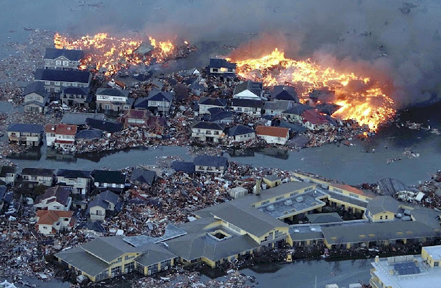 Tsunami en japon marzo 2011 - Sunami