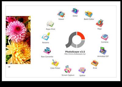 Hướng dẫn sử dụng PhotoScape 3.5