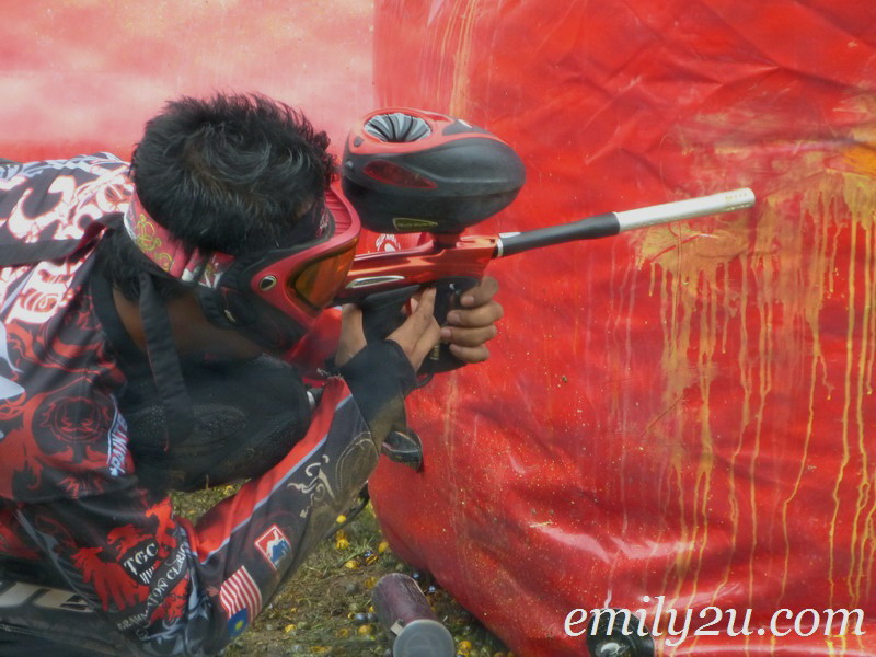 1 Northern Paintball Series