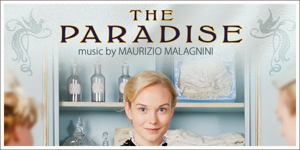 The Paradise (Original Television Soundtrack) by Maurizio Malagnini - Review