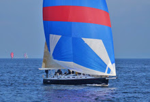 J/145 sailing Seattle Grand Prix