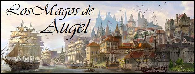 Nuevo juego: Los Magos de Augel Portada2