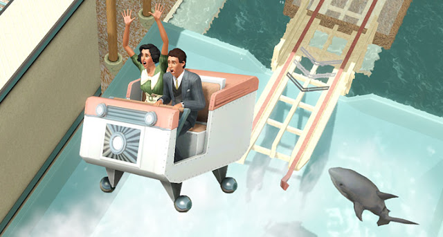 The Sims 3 Roaring Heights is HERE! — The Sims Forums