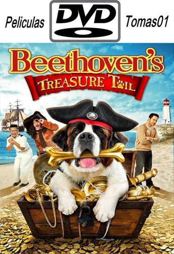 Beethoven y el Tesoro del Pirata (2014) DVDRip