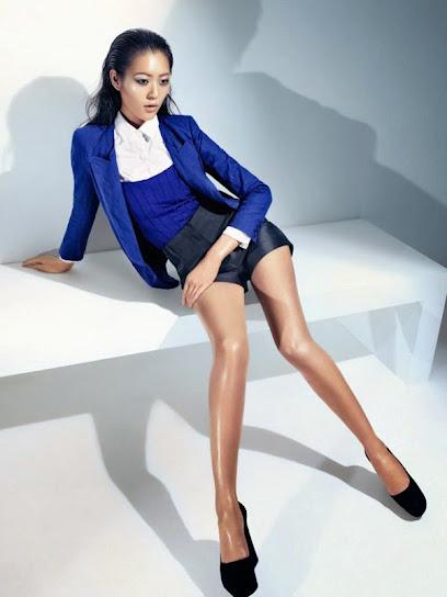 Liu Wen desnuda 8