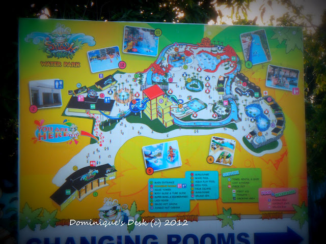 The park map