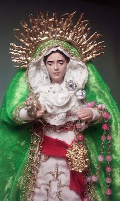 Nuestra Señora de la Hiniesta y Santa María de la Esperanza Macarena 20150121_190336