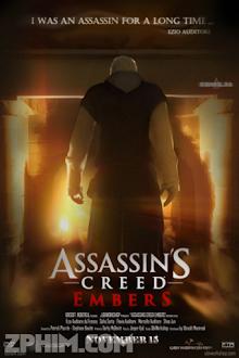 Huyền Thoại Ezio - Assassin's Creed: Embers (2011) Poster