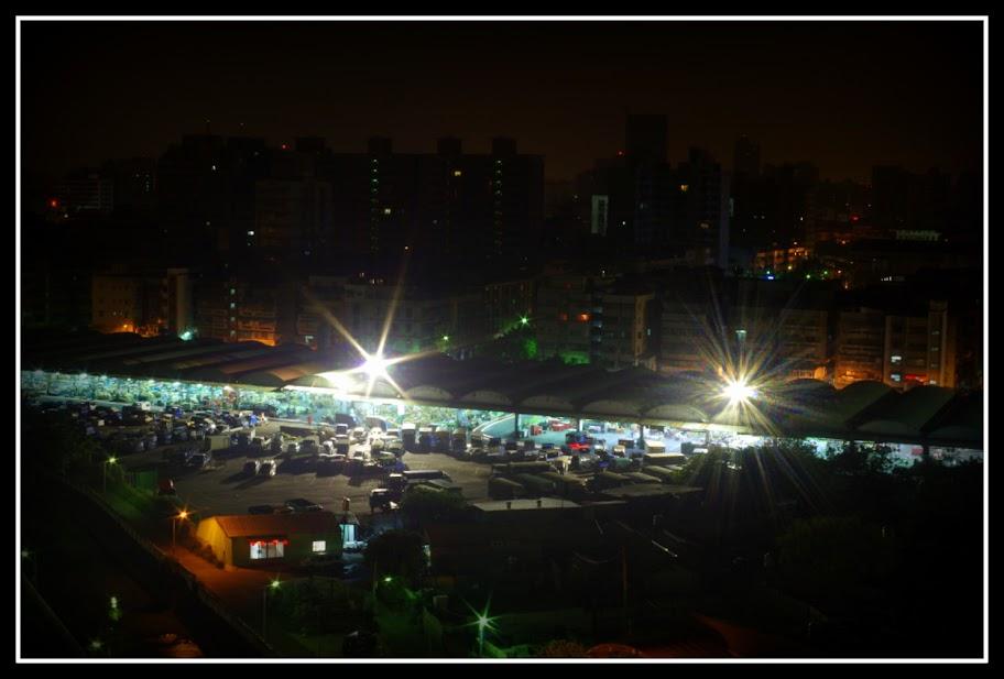 月光@果菜市場  (圖片四枚)
