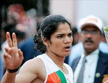 اعتقال عداءة هندية لاتهامها باغتصاب زميلتها