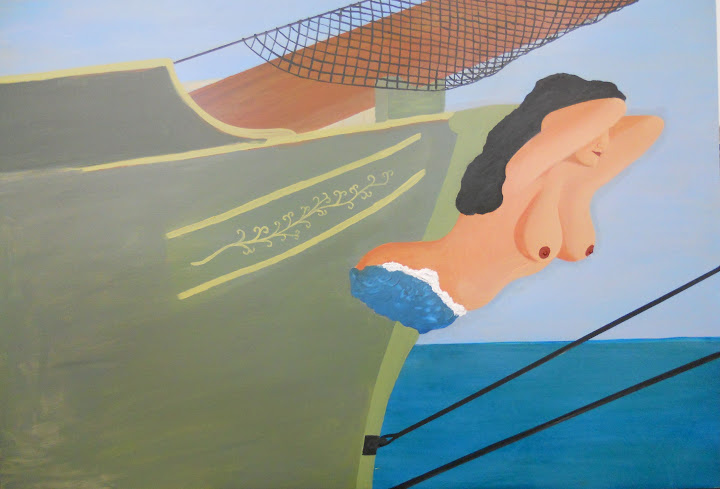 Les Artistes de la marine - De kunstenaars van de marine - Page 2 Figure%2520de%2520proue%2520brunette%25202